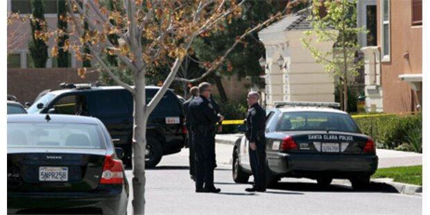 Sechs Tote bei Schießerei in Kalifornien