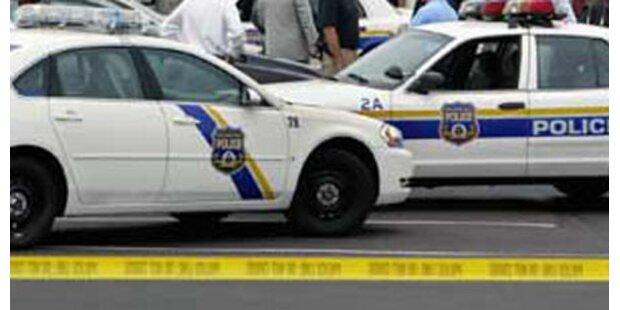 Mann in Pittsburgh tötet 3 Polizisten