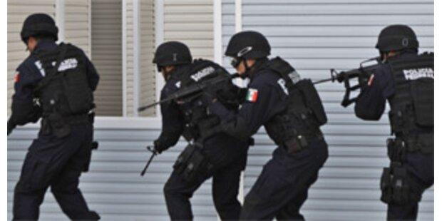 Britische Polizei nahm fünf Terrorverdächtige fest