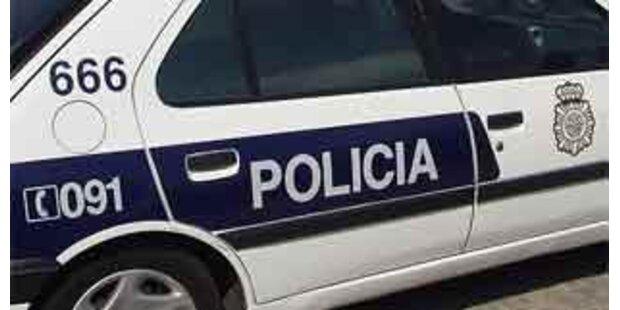 Schlag gegen Kinderporno-Ring in Spanien
