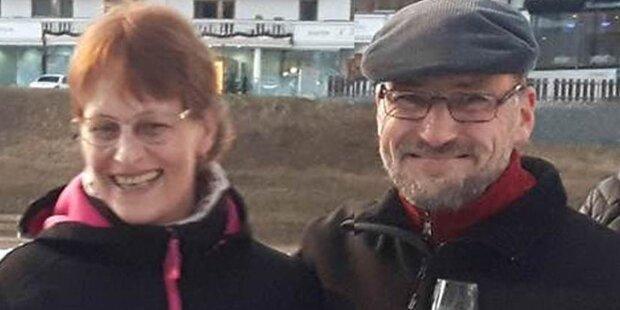 Polizei sucht dieses deutsche Nobel-Paar