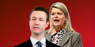 Polit-Barometer: Blümel & Tanner abgestraft