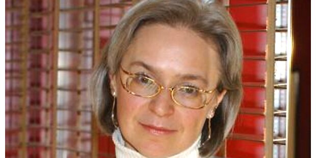 Festnahme im Mordfall Politkowskaja