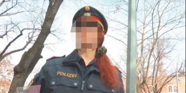 Erfahrene Polizistin im Einsatz verletzt