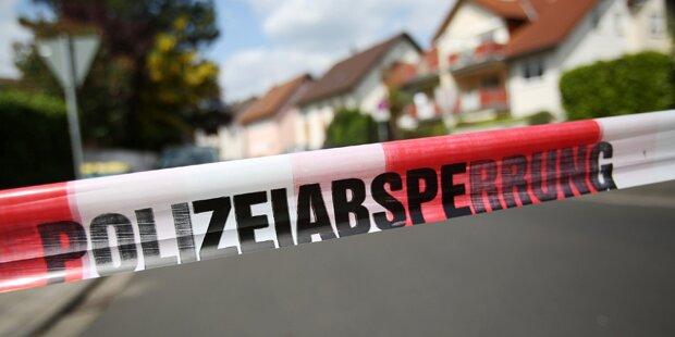 90-Jähriger erschießt Ehefrau und sich selbst