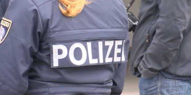 Algerier onanierte in Salzburg vor Polizisten