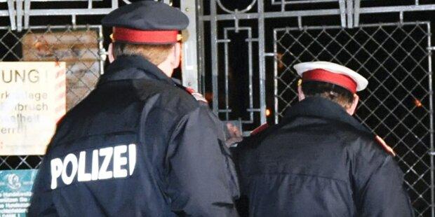 Zwangsräumung: Mann attackierte Polizisten