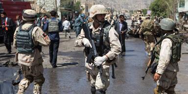 Polizei Afghanistan