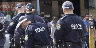 Polizei Australien