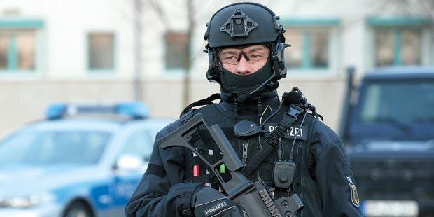 Mann wegen Anschlagsverdachts festgenommen