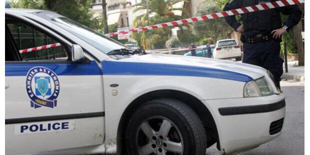 Attentat auf griechischen Abgeordneten