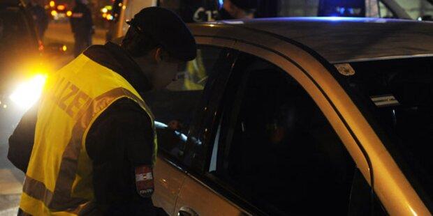 A2: Polizei stoppt nächtliches Rennen
