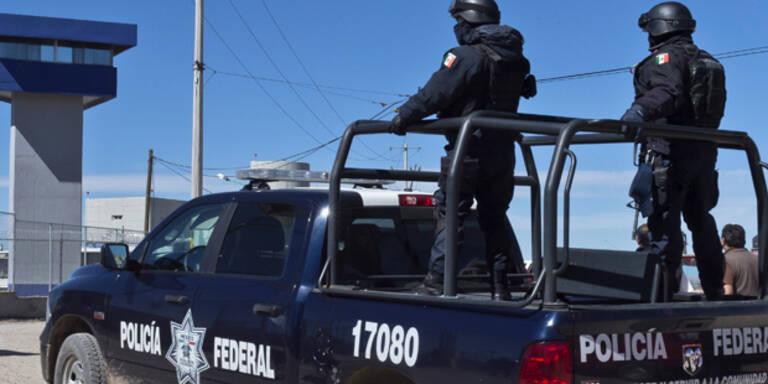 Italienischer Mafioso in Mexiko festgenommen