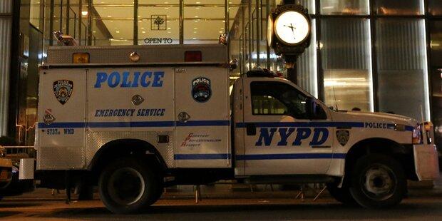 Schüsse bei Konzert in New York: Ein Toter