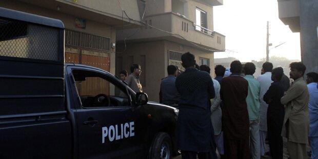Mehrere Tote nach Bomben-Explosion in Pakistan