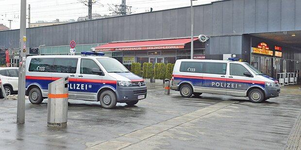 Drei Festnahmen nach Rauferei am Praterstern