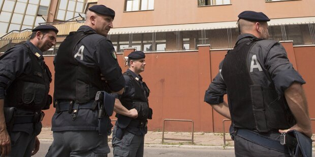 Salafisten-Gruppe in Italien zerschlagen