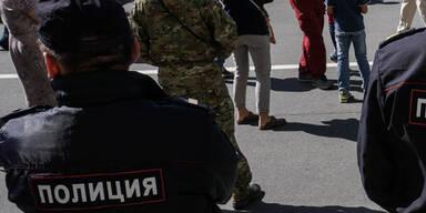 Verdächtige bei Anti-Terror-Einsatz getötet