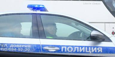 Polizei Russland