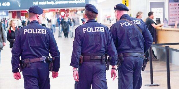 1.983 Polizisten 2015 im Dienst verletzt