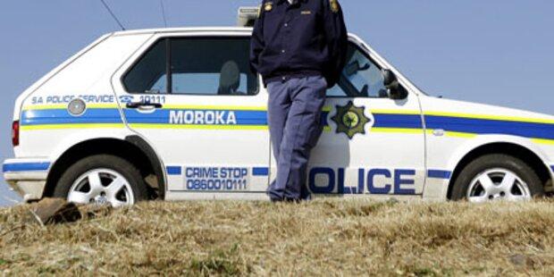 Südafrikas Polizei