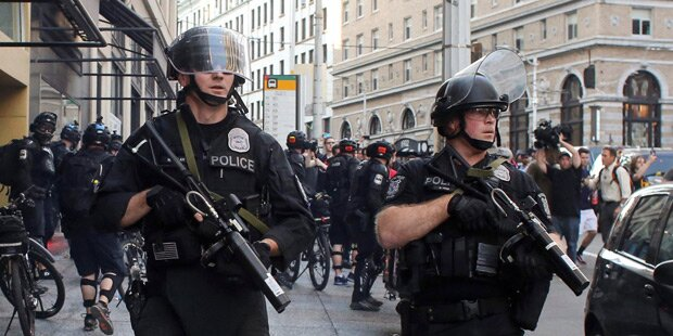 Schüsse in Washington: Drei Tote & Verletzte