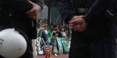 Vor Cup-Finale: 'Rapid-Fan kein Feind der Polizei'