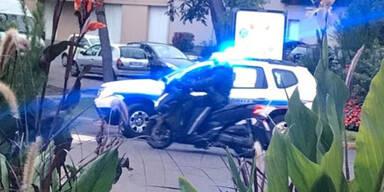 "Minister: Messerattacke bei Paris ""Angriff auf die Republik"""