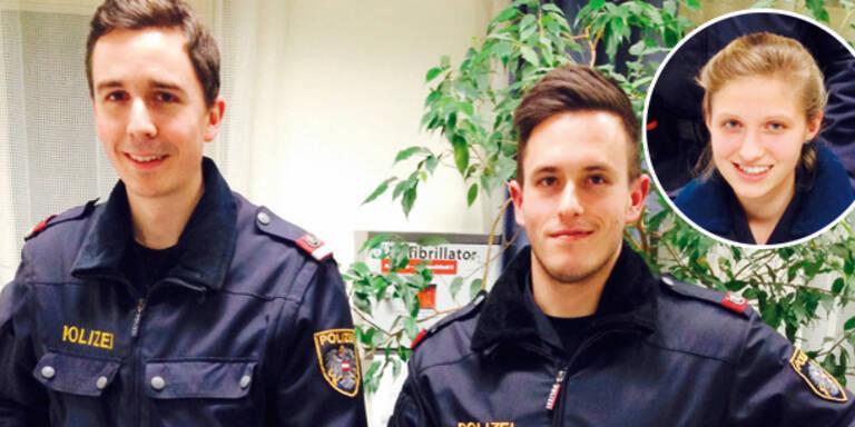 Diese Cops fassten Juwelen-Bande