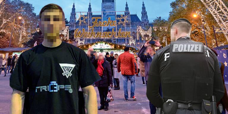 Terror in Wien vereitelt: Ermittlungen gegen vierten Mann