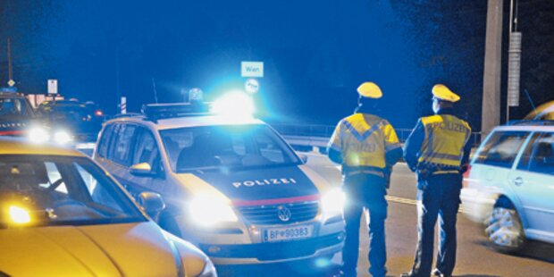 Rätselhafter Alk-Unfall in Tirol