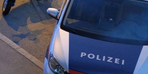 Einbrecherjagd in Wiener City