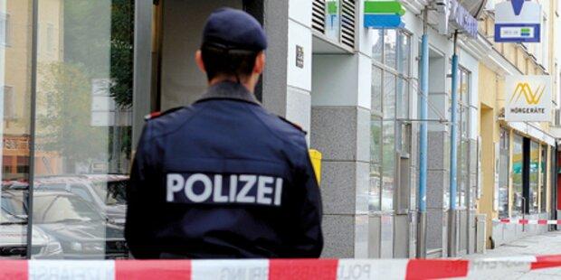 Terror-Gefahr in Österreich enorm