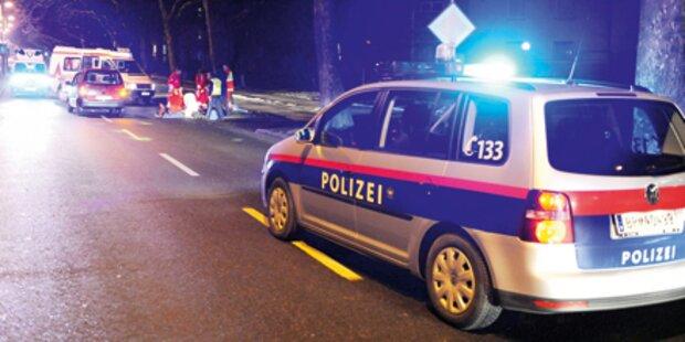 Drei Verletzte bei Alko-Unfällen