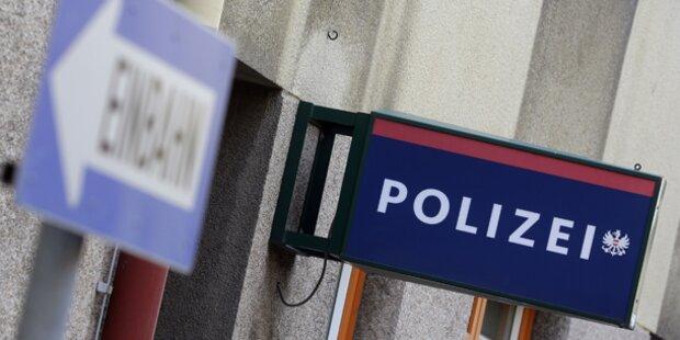Fahndung nach Bankräuber in Wiener City