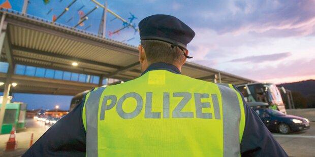 Österreich lässt täglich 3.200 Flüchtlinge rein