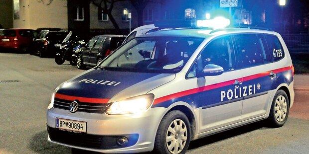 Angriff auf Beamte: Salzburger (18) verletzt drei Polizisten