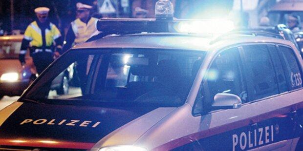 Verfolgungsjagd: Einbrecher entkommt Polizei