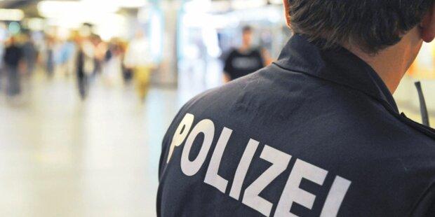 Juweliergeschäft am Salzburg Bahnhof ausgeraubt