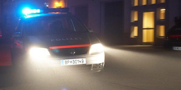 Falschparker bespuckt Polizisten