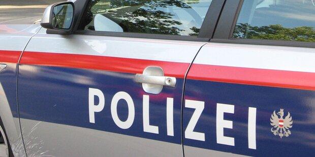 Überfall auf Juwelier in Innsbruck