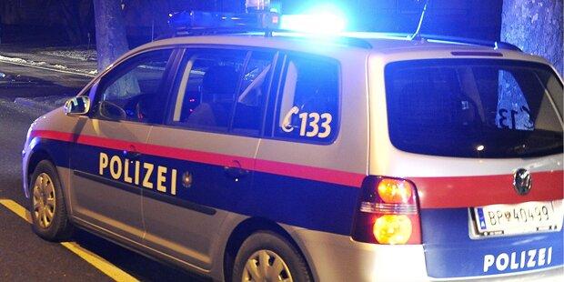 Partygäste schossen in Wien mit Pistole von Balkon