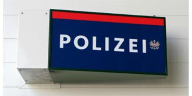 Überfall auf Juwelier in Salzburg