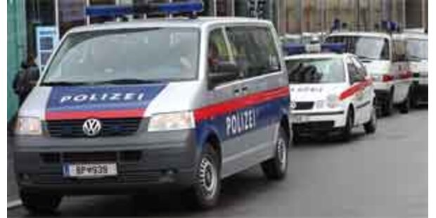 Wilde Verfolgungsjagd nach TV-Diebstahl in Linz