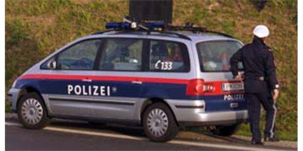 Bankräuber in Kapfenberg flüchtete mit dem Fahrrad