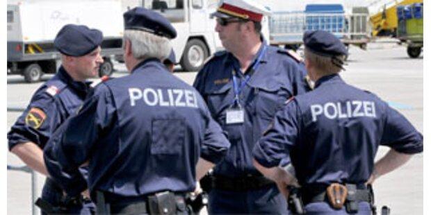 Wirbel um Polizei-Verstärkung in Wien