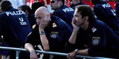 Für Ex-Spitzenpolizisten ist die Exekutive am Sand