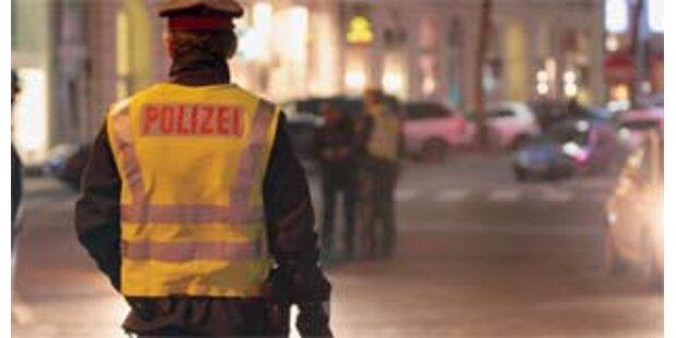 Raubüberfall auf Postamt Wartberg in OÖ