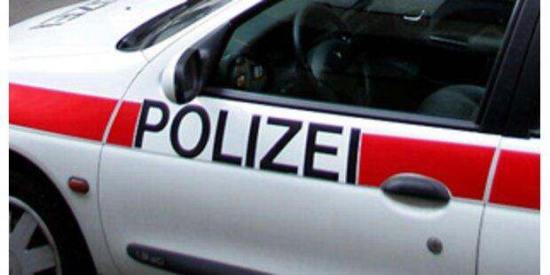Einbrecher in NÖ erlitt Schlaganfall