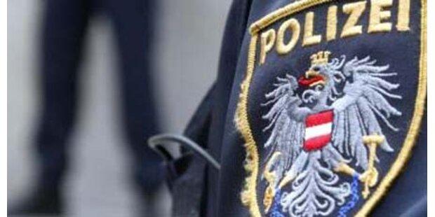 Rentner in Rage biss Polizistin